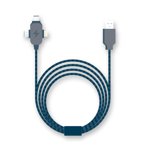 3in1 Infinity Boost Lite Cables